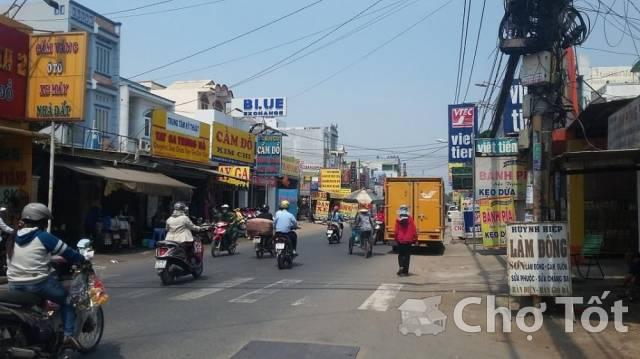 đất 4x20 hẻm 6m Lê Văn Khương,SHR