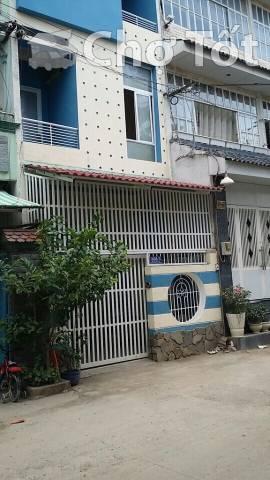 Nhà 14/15 Thân Nhân Trung, quận Tân Bình