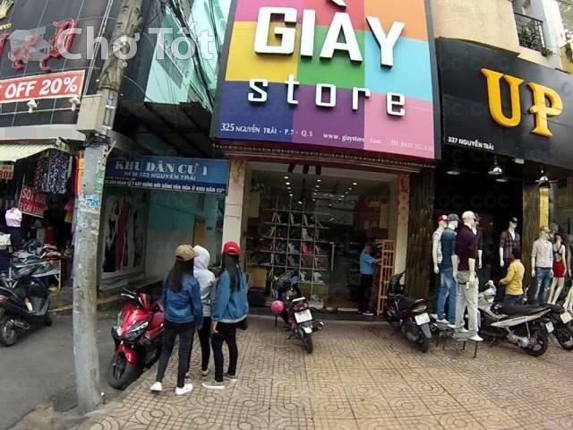 MB kinh doanh shop, số: 325 Nguyễn Trãi, P.7, Q.5