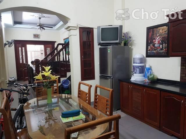 Nhà ngõ 92 Nguyễn Khánh Toàn,Quan Hoa,2 mặt thoáng