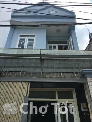 nhà 1 trệt 1 lầu, Phạm Phú Thứ, HXT