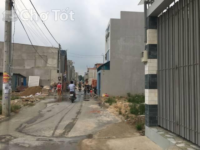đất 52m2 đường Tam Bình, Thủ Đức