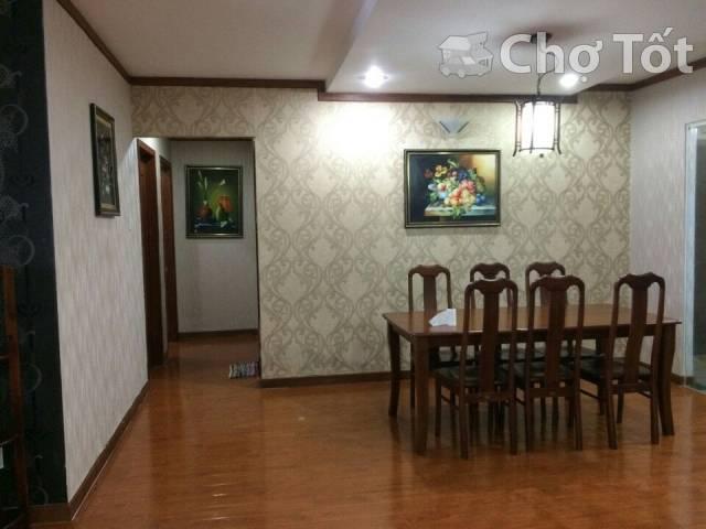 Căn Hộ 2PN 115m2 Chung Cư Cao Cấp Giai Việt Q8