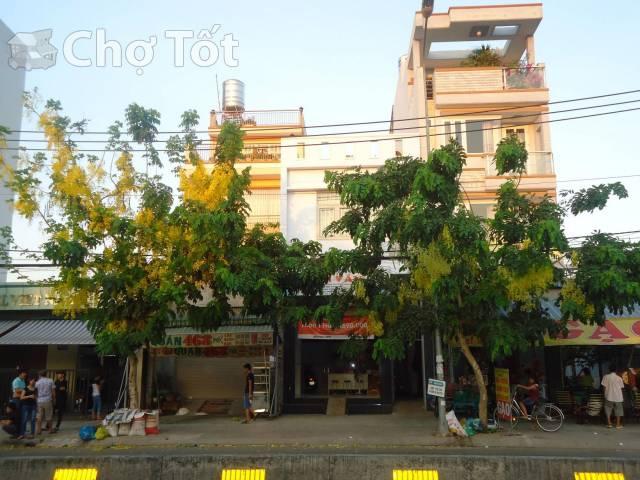 Nhà mặt tiền đường Lê Thị Riêng Q.12 (Vỉ hè 7m)