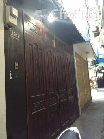 phòng trọ 115/44 Trần Đình Xu,P.Nguyễn Cư Trinh,Q.