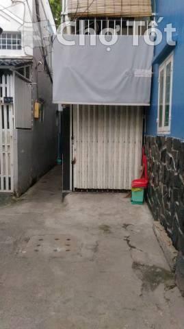 Nhà26/24A Đinh Tiên Hoàng phường 1 quận Bình T